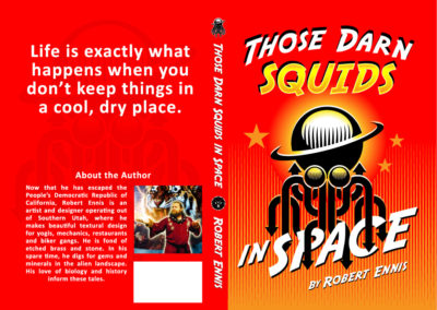 Book Cover: Those Darn Squids In Space