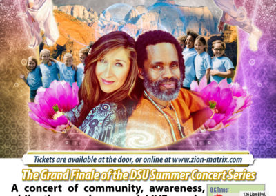 Flyer: Zion Matrix with Aykanna