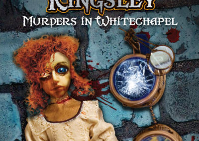 Book Cover: The True Adventures of Hector Kingsley