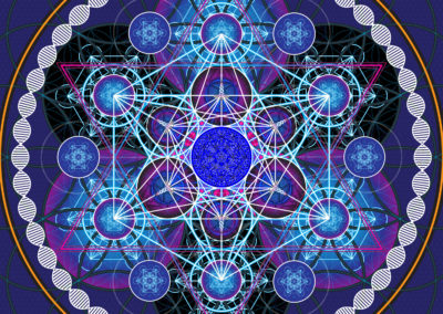 Magick: Circling The Square of Metatron