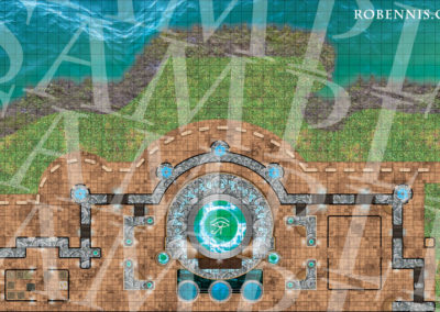 Game Map: The Stronghold