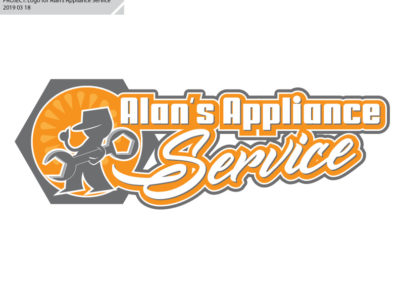 Logo: Alan's Appliance Service