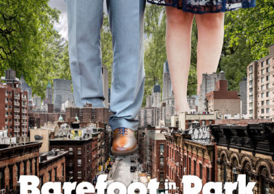 Photomontage: Barefoot In The Park