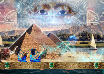 Photomontage: Egypt