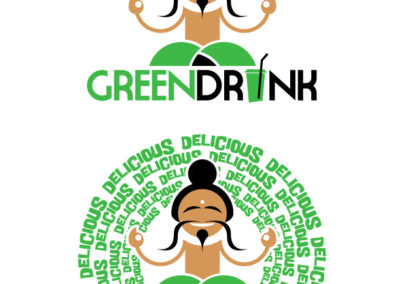 Logo: Green Drink