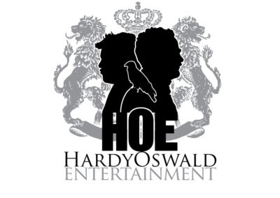 Logo: Hardy Oswald Entertainment