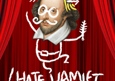 Illustration: I Hate Hamlet