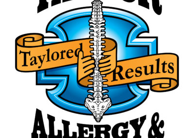Logo: Taylor Allergy & Chiropractic