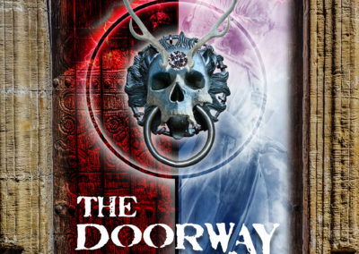 "Print: DVD cover for ""THE DOORWAY"", a Kipp Howard Film"