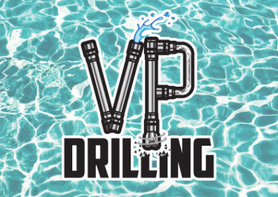 Logo: VP Drilling