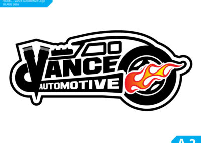 Logo: Vance Automotive