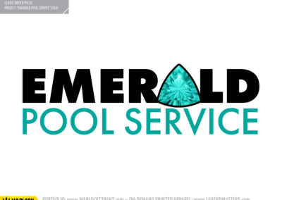 Logo: Emerald Pool Service