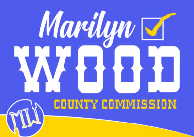 Political: Marilyn Wood for County Commission